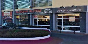 EUROPA AUTOS_new showroom