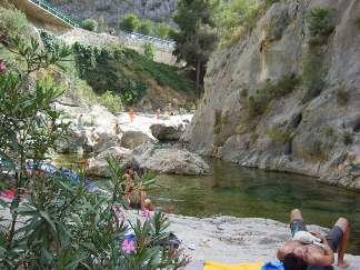 Ontinyent-gorge