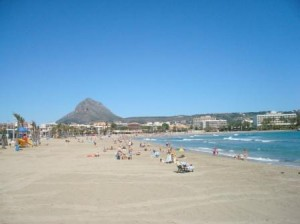 beach-Spain