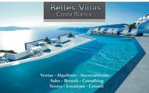 Belles Villas Costa Blanca