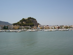 Denia-castle