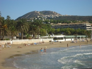 L'Ampolla-Beach-Moraira
