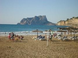 L'Ampolla-beach