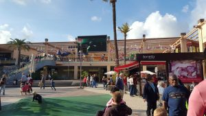 mall in La Zenia