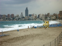 Levante-beach-Benidorm