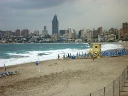 Levante-beach-Benidorm
