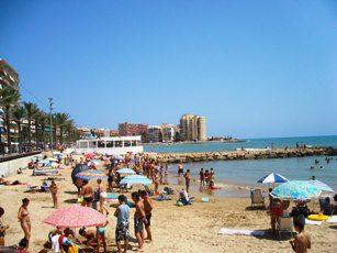 Torrevieja-beach