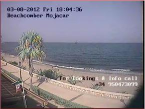 See Live Views Of Mojacar From Streaming Live Web Cameras