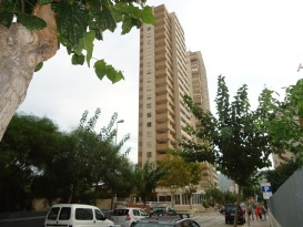 Benidorm Apartments to Rent