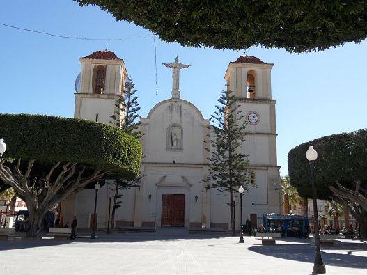 Iglesia de San Andres, Almoradi