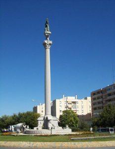 Monumento al Turista, Torremolinos