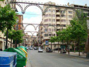 Alcoy-streets