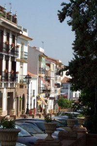 Avenida de España, Alhaurín de la Torre, España