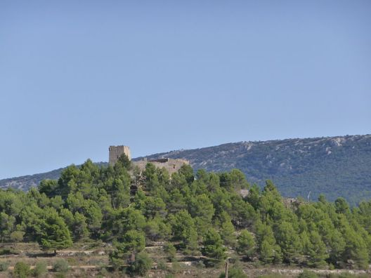 Castell de Barxell