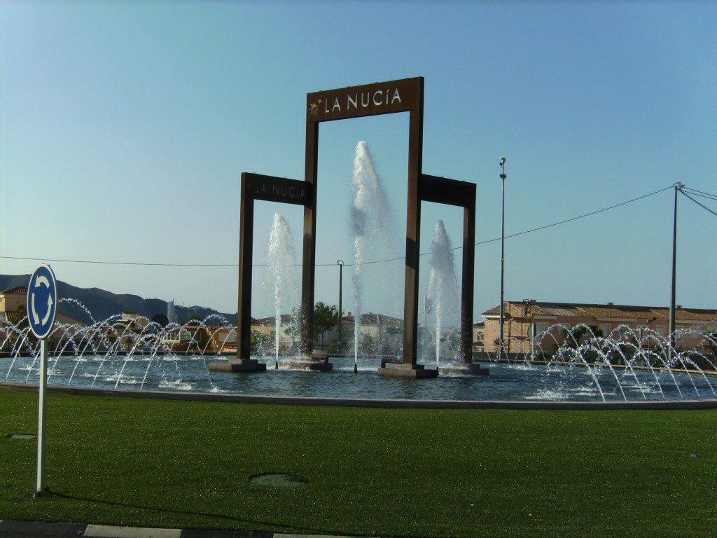 La Nucia landmark