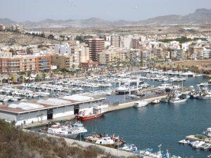 Mazarron port