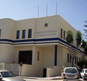 Police Station, Alhaurín de la Torre, Spain