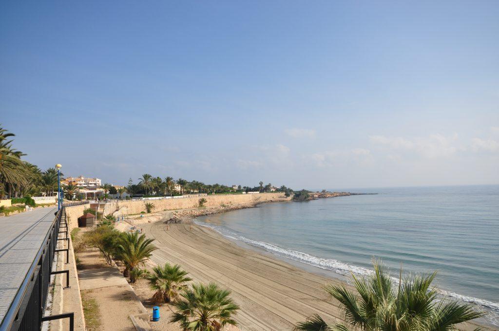 Punta Prima, beach
