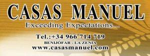 Casas Manuel logo