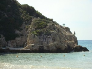 snorkelling-granadella-beach