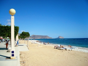 Altea-Playa