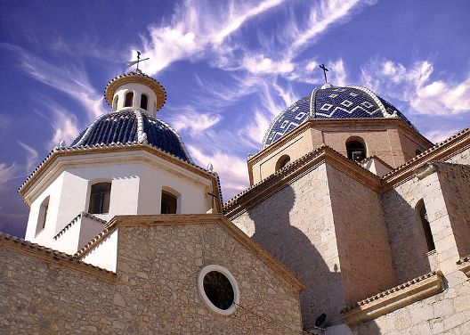 Altea cathedral