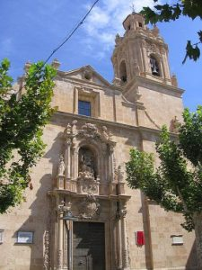 Basilica de Aspe