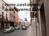 Cars in Benissa