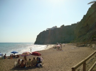 Bon Nou beach