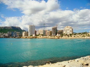 Calpe-beaches