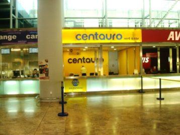 Centauro-Alicante-Airport