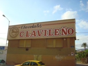 Clavileno chocolates