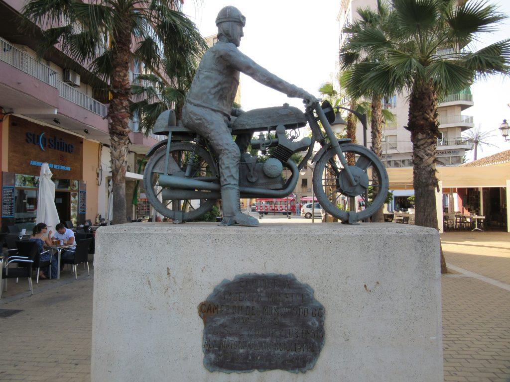 Denia, monument