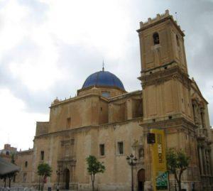 Elche Basilica