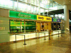 Europcar-Alicante-Airport