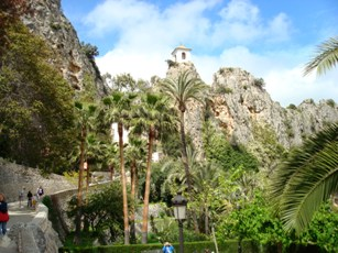 Guadalest-tower