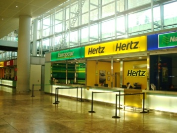 Hertz Rental Car National Airport