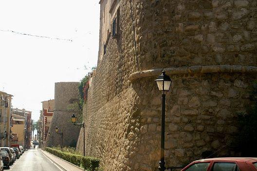 Murallas de Villajoyosa