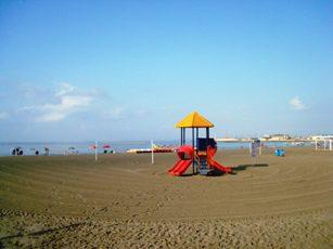 Playa Levante Santa Pola
