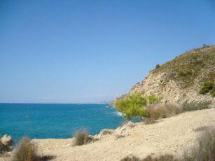 Raco del Conill beach
