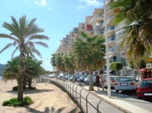 Seafront-streets