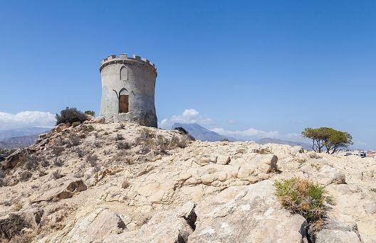 Torreón Malladeta, Villajoyosa