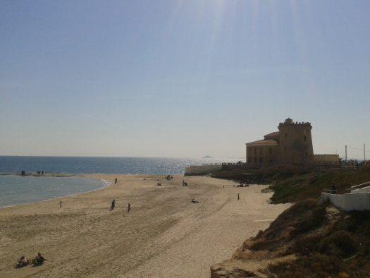 Torre Vigía de Pilar de la Horadada