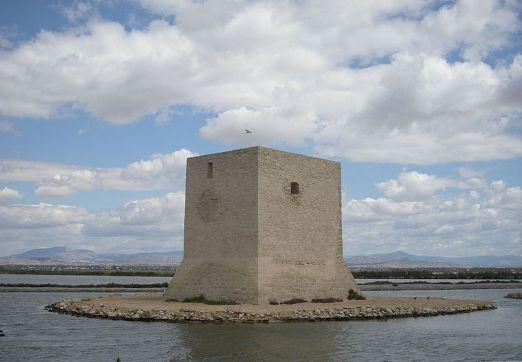 Torre de Tamarit, Santa Pola