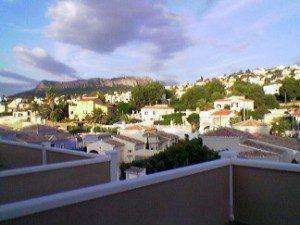 View of Vallesa Park community