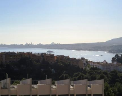 Views From Mascarat Altea