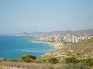 Villajoyosa-coastline