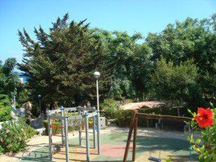 Villajoyosa-park