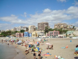 Villajoyosa-playa