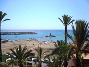 Villajoyosa-view-sea